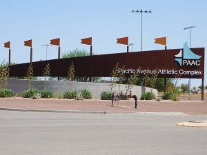Pacific Avenue Athletic Complex