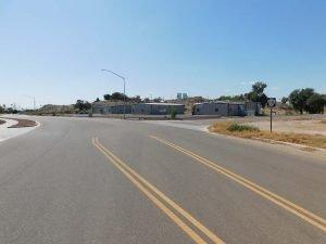 Quechan Nation Roadway and Parking Lot DPE Construction Yuma