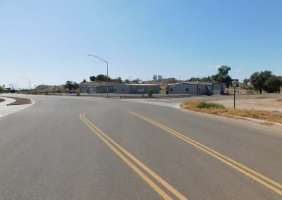 Quechan Nation Roadway and Parking Lot