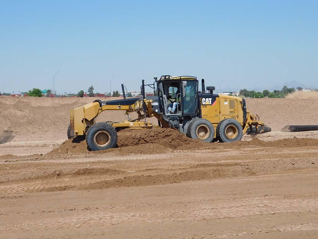 Earthwork DPE Construction Yuma