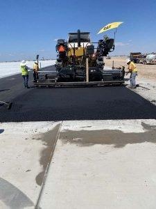 MCAS Flightline Work DPE Construction Yuma